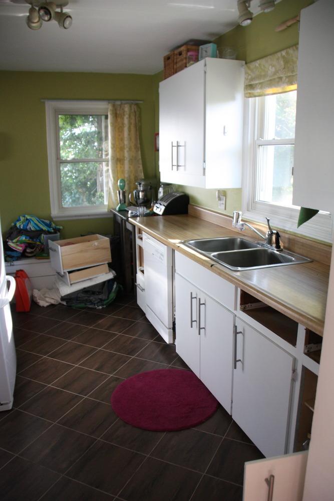 A Kitchen Facelift