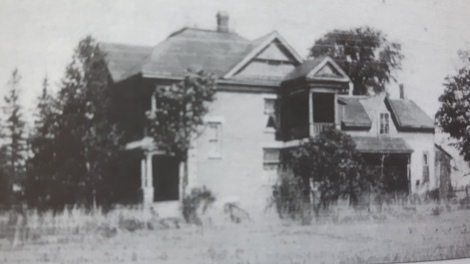 our house 1930